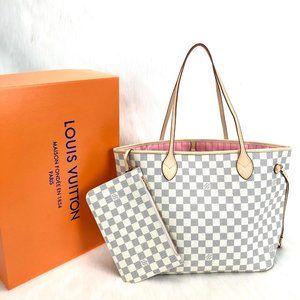 Louis Vuitton Neverfull MM 31x28x17cm